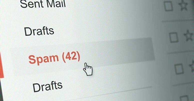 迷惑メールの危険性
